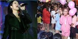 yan.vn - tin sao, ngôi sao - Đông Nhi nhảy sung đến đứt giày, Lip B hạnh phúc nhận quà từ fan