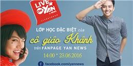yan.vn - tin sao, ngôi sao - Duy Khánh: nhân tố tài năng ngày càng tỏa sáng của showbiz Việt
