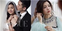 yan.vn - tin sao, ngôi sao - Trần Hiểu - Trần Nghiên Hy ngọt ngào trong bộ ảnh cưới đầu tiên