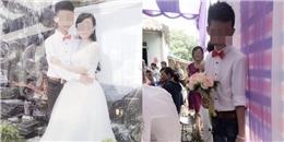 Đám cưới cặp đôi 16 tuổi và cái kết đắng của 'phạm pháp hồn nhiên'