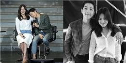 yan.vn - tin sao, ngôi sao - Hết tình tứ công khai, cặp đôi Hậu duệ Mặt Trời song ca đốn tim fan