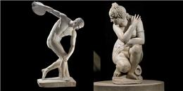 Vì sao các pho tượng Hy Lạp đều không mặc quần áo?