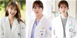 """yan.vn - tin sao, ngôi sao - Loạt nữ bác sĩ xinh đẹp """"hớp hồn"""" khán giả nửa đầu năm 2016"""