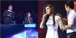 Trấn Thành hát mừng sinh nhật Khánh Hoàng Bolero trên sóng truyền hình