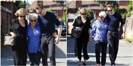 yan.vn - tin sao, ngôi sao - Mới công khai yêu nhau, Taylor Swift đã ra mắt mẹ của Tom Hiddleston