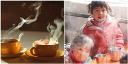 Không ai ngờ rằng nguy cơ ung thư đến từ việc... uống cà phê nóng