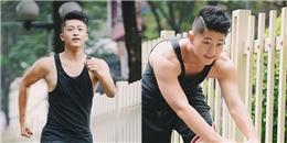 yan.vn - tin sao, ngôi sao - Harry Lu lộ thân hình