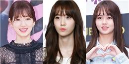 yan.vn - tin sao, ngôi sao - Mĩ nhân xứ Hàn khác lạ với trào lưu mái ngang nữ tính