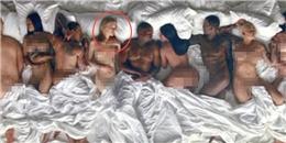 Taylor Swift 'trần như nhộng lên giường' với Kayne West trong MV mới?