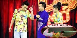 yan.vn - tin sao, ngôi sao - Trấn Thành bất ngờ ngã nhào trên sân khấu vì rối loạn tiền đình