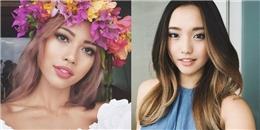 3 hot girl châu Á xinh đẹp không hề thua kém Lily Maymac
