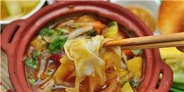 Thích mê những món ăn vặt mới nổi ở Hà Nội
