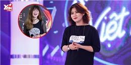 """Quán quân """"Học viện ngôi sao"""" bị chê nặng nề khi thi Vietnam Idol"""