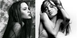 yan.vn - tin sao, ngôi sao - Mấy ai từ năm 15 tuổi đã sở hữu vẻ đẹp của đại minh tinh như Angelina Jolie?