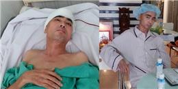 Diễn viên Nguyễn Hoàng khỏe mạnh xuất viện về nhà