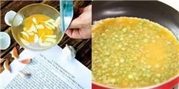 Thực hư tin đồn ăn trứng với tỏi sẽ gây ngộ độc chết người?