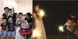 yan.vn - tin sao, ngôi sao - Hậu chia tay, Hà Hồ vẫn hạnh phúc bên Cường Đô La mừng sinh nhật Subeo