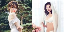 yan.vn - tin sao, ngôi sao - Hương Giang, Lâm Chi Khanh ngày ấy và bây giờ