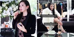 Choáng với cuộc sống sang chảnh của nữ hoàng Instagram Singapore
