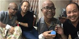 yan.vn - tin sao, ngôi sao - Hành động gây xúc động của NSƯT Đức Hải dành cho Hán Văn Tình