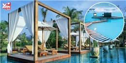 31 bể bơi 'thiên đường' cho những bạn mê du lịch
