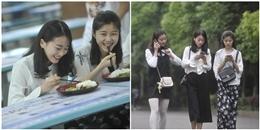 Ba cô gái kiếm hàng chục triệu đồng nhờ công việc 'nhẹ như lông hồng'