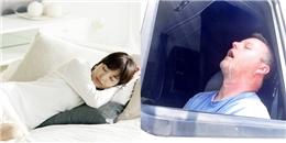 Sự nguy hiểm tiềm tàng của việc chảy nước bọt khi ngủ