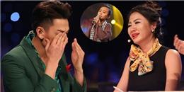 yan.vn - tin sao, ngôi sao - Văn Mai Hương, Isaac bật khóc nức nở khi nghe Hồ Văn Cường hát