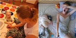 Chùm ảnh của bà mẹ 'không có tâm' nhất thế gian gây sốt