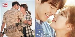 Những cặp đôi màn ảnh mới hứa hẹn sẽ soán ngôi cặp đôi Song - Song
