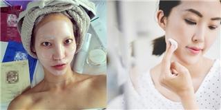 Tuần tự 7 bước chăm sóc da các nàng cần áp dụng mỗi tối trước khi đi ngủ