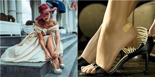 Tuyệt chiêu giúp bạn đi luôn vừa mọi đôi giày