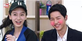 Vợ chồng Huỳnh Hiểu Minh - Angela Baby khiến  đại boss  đỏ mặt