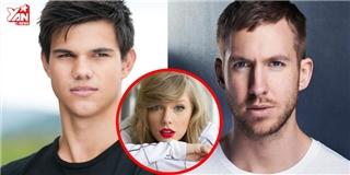 Những bạn trai năm ấy chúng ta từng thích đều bị Taylor  cướp trắng