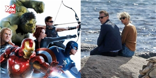 Team Avengers nói gì khi biết tin Loki hẹn hò Taylor Swift