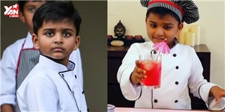 Mạng xã hội đã trả 2000 USD cho đoạn clip làm kem xoài của cậu bé này