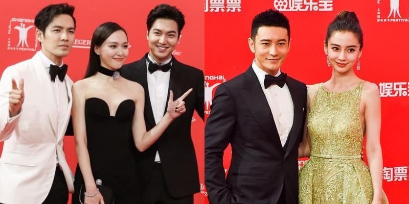 yan.vn - tin sao, ngôi sao - Thảm đỏ LHP Thượng Hải: Người né mặt, kẻ trễ giờ