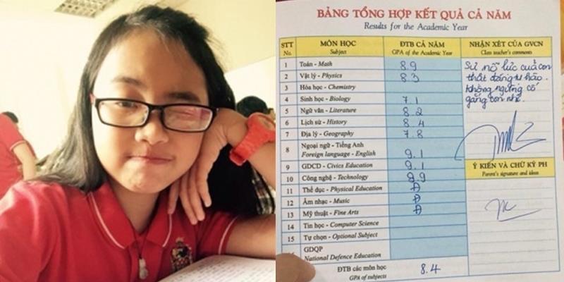 yan.vn - tin sao, ngôi sao - Miệt mài chạy show, Phương Mỹ Chi vẫn có thành tích học tập đáng nể