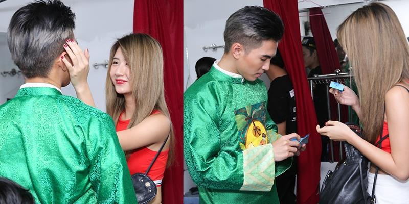 yan.vn - tin sao, ngôi sao - Bắt gặp Quỳnh Anh Shyn đến thăm Will 365 lúc giữa đêm