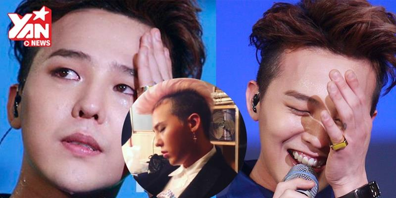 Xót xa trước hình ảnh mệt mỏi của G-Dragon sau hậu trường