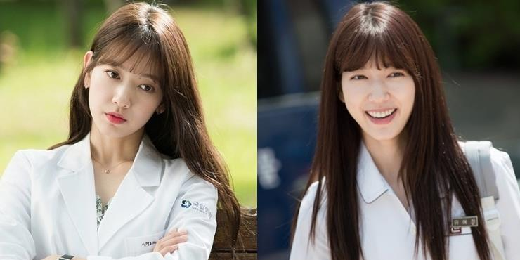 yan.vn - tin sao, ngôi sao - Park Shin Hye khiến fan lo lắng với gương mặt hóp xọp
