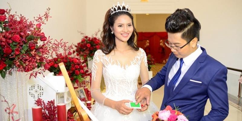 yan.vn - tin sao, ngôi sao - Đám cưới ấm cúng, giản dị của