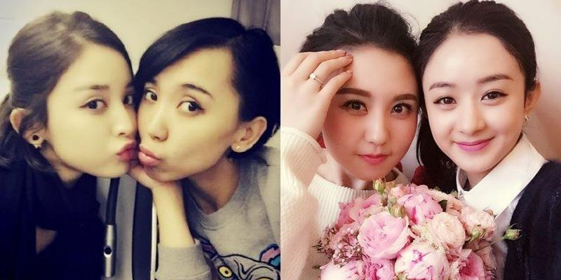 yan.vn - tin sao, ngôi sao - Ngỡ ngàng với nhan sắc chị em gái của dàn nữ thần Hoa ngữ
