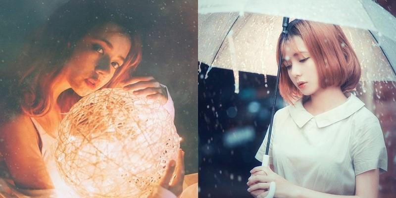 """Truy tìm """"cô gái trong mưa"""" đẹp như tranh đang làm chao đảo dân mạng"""