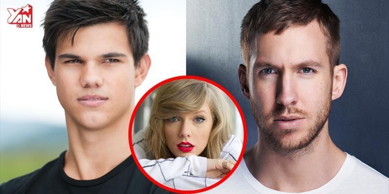"""Những bạn trai năm ấy chúng ta từng thích đều bị Taylor """"cướp trắng"""""""