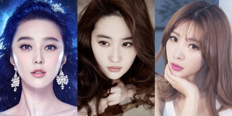 yan.vn - tin sao, ngôi sao - 10 nữ thần Hoa ngữ vẫn nổi rần rần bất chấp thường xuyên bị nói xấu