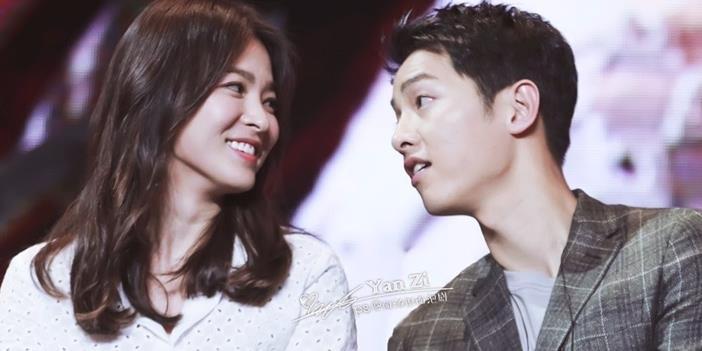 """yan.vn - tin sao, ngôi sao - 30 năm sau, Song Joong Ki vẫn muốn """"yêu"""" Song Hye Kyo lần nữa"""