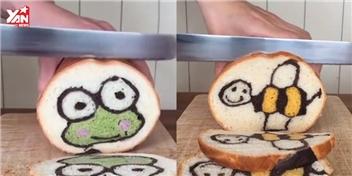 Bánh mì sandwich hoạt hình của Nhật Bản đang gây sốt thế giới