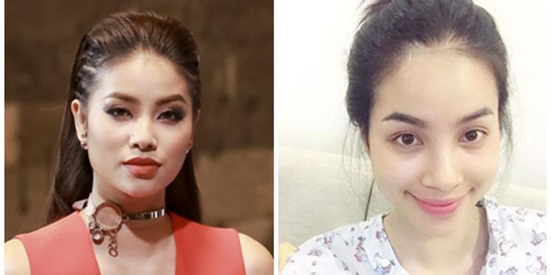 yan.vn - tin sao, ngôi sao - Choáng khi đọ mặt mộc của bộ ba HLV The Face