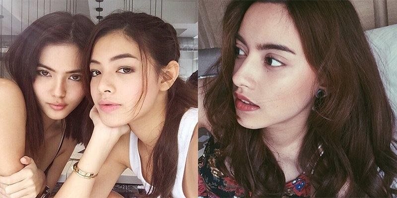 """Học tập phong cách trang điểm siêu đẹp của các """"hot girl"""" Thái"""